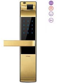 Khoa-cua-Yale-YDM-4109-Gold
